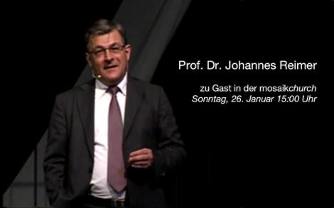 Dr. Johannes Reimer